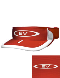 Eagle View Elementary School Eagles Embroidered M2 Sideline Adjustable Visor