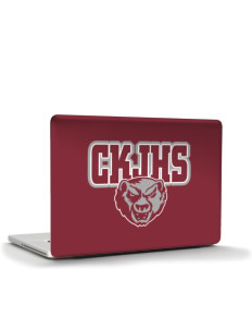 "Central Kitsap Junior High School Cubs Apple Macbook Pro 17"" (2008 Model) Skin"