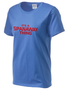 Spanaway Junior High School Warriors Women's Essential T-Shirt