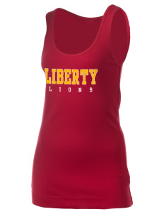 Liberty High School Lions Juniors' 1x1 Tank