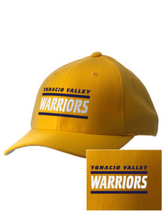 Ygnacio Valley High School Warriors Embroidered Pro Model Fitted Cap