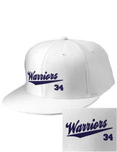 Ygnacio Valley High School Warriors Embroidered Diamond Series Fitted Cap