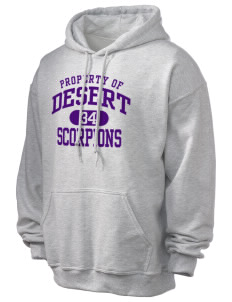 Desert High School Scorpions Ultra Blend 50/50 Hooded Sweatshirt