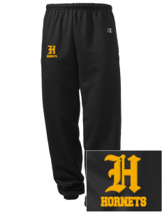 Novato High School Hornets Embroidered Champion Men's Sweatpants