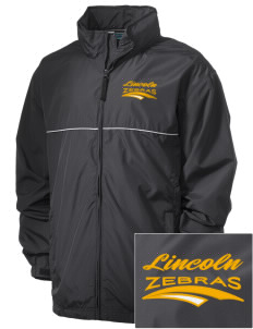 Lincoln High School Zebras Embroidered Men's Element Jacket