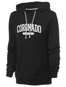 Coronado High School Islanders Women's Core Fleece Hooded Sweatshirt