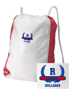Ramona High School Bulldogs Embroidered Holloway Home and Away Cinch Bag