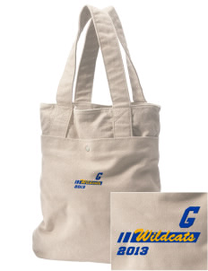 Gompers Secondary School Wildcats Embroidered Alternative The Berkeley Tote