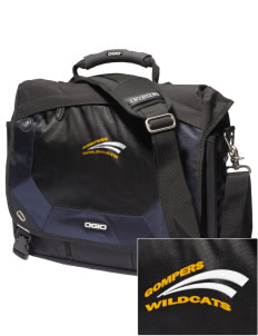 Gompers Secondary School Wildcats Embroidered OGIO Jack Pack Messenger Bag