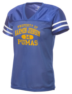 Harmon Johnson Elementary School Pumas Holloway Women's Fame Replica Jersey