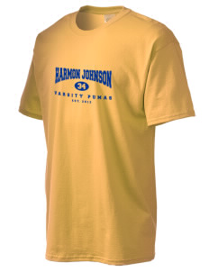 Harmon Johnson Elementary School Pumas Tall Men's Essential T-Shirt