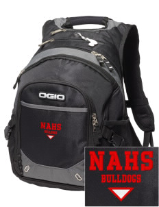 New Albany High School Bulldogs Embroidered OGIO Fugitive Backpack