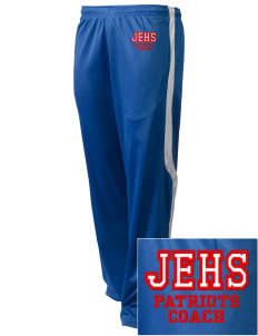 John Ehret High School Patriots Embroidered Holloway Men's Tricotex Warm Up Pants