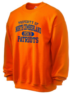 North Cumberland Elementary School Patriots Ultra Blend 50/50 Crewneck Sweatshirt