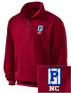 North Cumberland Elementary School Patriots Embroidered Men's 1/4-Zip Sweatshirt