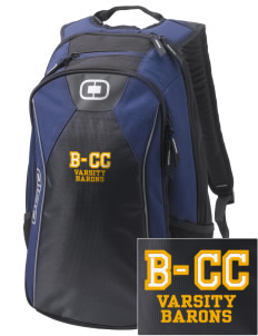 Bethesda-Chevy Chase High School Barons Embroidered OGIO Marshall Backpack