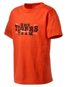 Hackettstown High School Tigers Kid's Essential T-Shirt