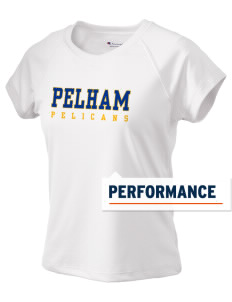 Pelham Pelicans Champion Women's Wicking T-Shirt