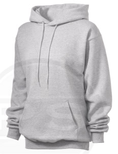 Pelham Pelicans Embroidered Unisex Hooded Sweatshirt