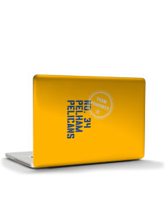 "Pelham Pelicans Apple MacBook Pro 15.4"" Skin"