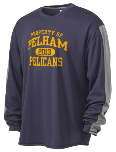 Pelham Pelicans  Russell Men's Long Sleeve Everyday Performance T-Shirt