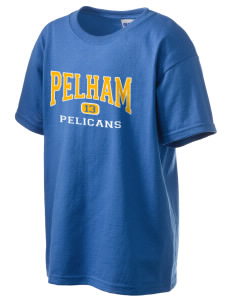 Pelham Pelicans Kid's 6.1 oz Ultra Cotton T-Shirt