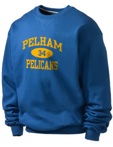 Pelham Pelicans Champion Men's Heavyweight Crewneck Sweatshirt