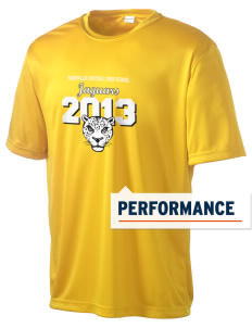 Farmville Central High School Jaguars Men's Competitor Performance T-Shirt