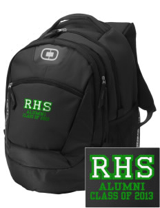 T.F. Riggs High School Governors Embroidered OGIO Rogue Backpack