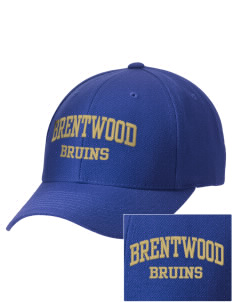 Brentwood High School Bruins Embroidered Wool Adjustable Cap
