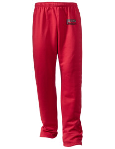 Wilmot Union High School Panthers Embroidered Holloway Men's 50/50 Sweatpants