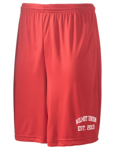 "Wilmot Union High School Panthers Men's Competitor Short, 9"" Inseam"