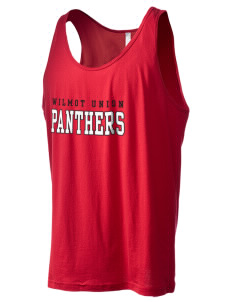 Wilmot Union High School Panthers Men's Jersey Tank