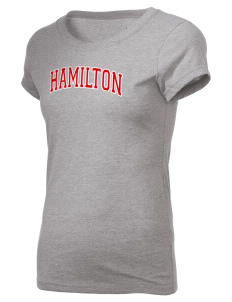 Hamilton Elementary School Huskies Holloway Women's Groove T-Shirt
