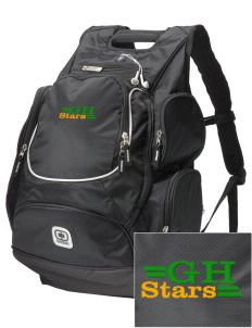 Gold Hill Elementary School Stars  Embroidered OGIO Bounty Hunter Backpack