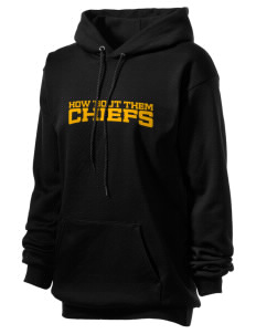 Middle Fork Elementary School Chiefs Unisex Hooded Sweatshirt