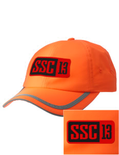 Saint Stanislaus College Preparatory Rock-A-Chaws  Embroidered Safety Cap