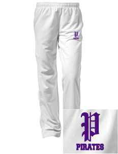 Mount Olive Attendence Center Pirates Embroidered Women's Tricot Track Pants