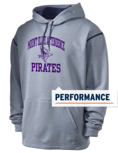 Mount Olive Attendence Center Pirates Men's Tech Fleece Sweatshirt
