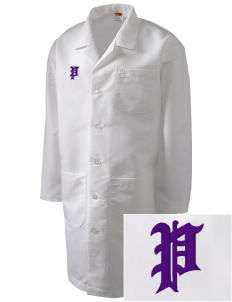 Mount Olive Attendence Center Pirates Full-Length Lab Coat