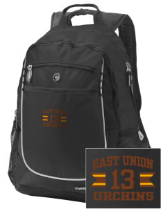East Union Attendance Center Urchins Embroidered OGIO Carbon Backpack