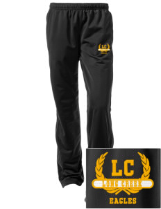 Long Creek Elementary School Eagles Embroidered Women's Tricot Track Pants