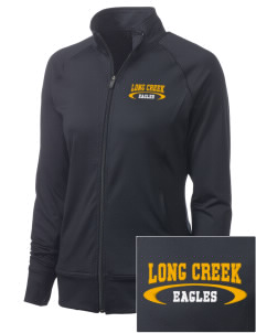 Long Creek Elementary School Eagles Women's NRG Fitness Jacket