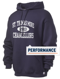 St. Thomas More School Chancellors Russell Men's Dri-Power Hooded Sweatshirt