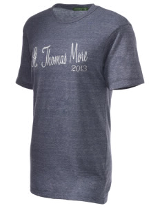 St. Thomas More School Chancellors Embroidered Alternative Unisex Eco Heather T-Shirt