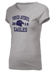Tooker Avenue Elementary School Eagles Holloway Women's Groove T-Shirt