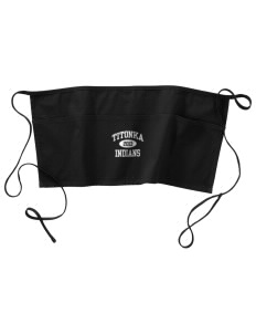 Titonka Consolidated School Indians Waist Apron with Pockets