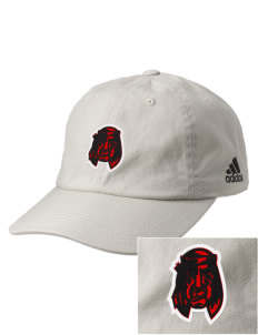 Titonka Consolidated School Indians Embroidered adidas Relaxed Cresting Cap