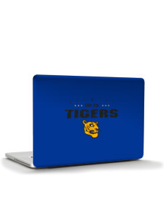 "Brawley Middle School Tigers Apple MacBook Air 13"" Skin"