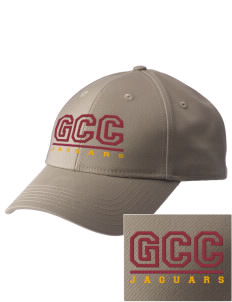 Grove City Christian School Jaguars  Embroidered New Era Adjustable Structured Cap